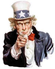 I Want You recruitment by