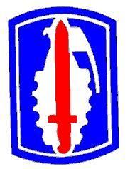 191st Infantry Brigade