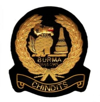 Chindit guardian patch with scroll 253aa3216c13