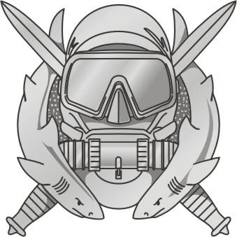 2e2e27a7b Special Operations diver badge