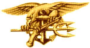 U.S. Navy Special Warfare Badge