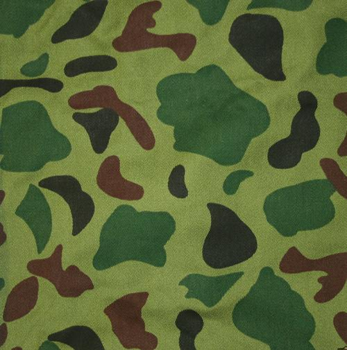 spot pattern camouflage used by the Northern Alliance in Afghanistan